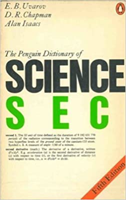 The Penguin dictionary of science (Penguin reference books)