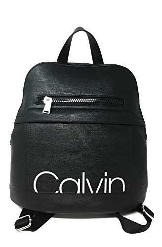 Calvin Klein Black Backpack Style # H6JKI4SB