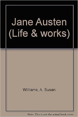 Jane Austen (Life & works)