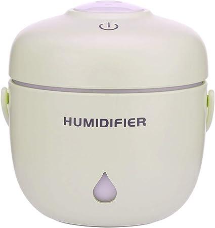 CAOXN Difusor humidificador, USB, hornillo de arroz, Forma ...