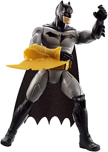 (Batman Missions Disc Strike Batman Deluxe Figure)