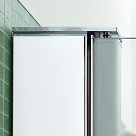 Duravit openspace b - Mampara ducha 885x885 espejo izquierdo ...