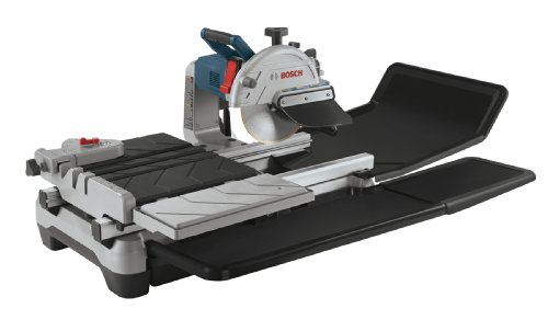 Bosch TC10-07 10-Inch Wet Tile and Stone Saw with Folding Stand