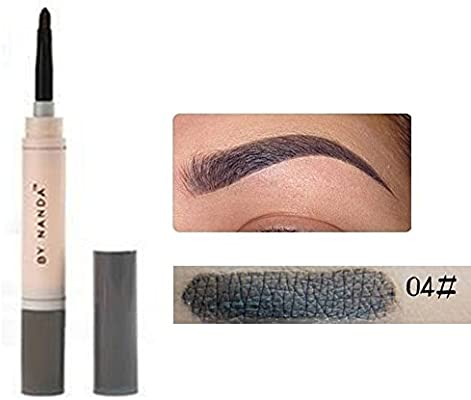 Amazon Com Eye Brow Dye Cream Pencil Long Lasting Waterproof Brown