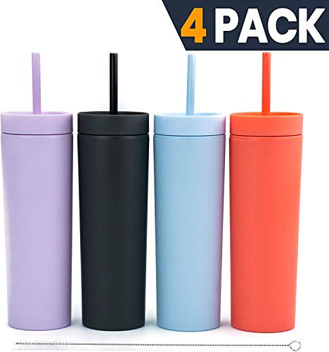 10 Best Tumbler With Straws