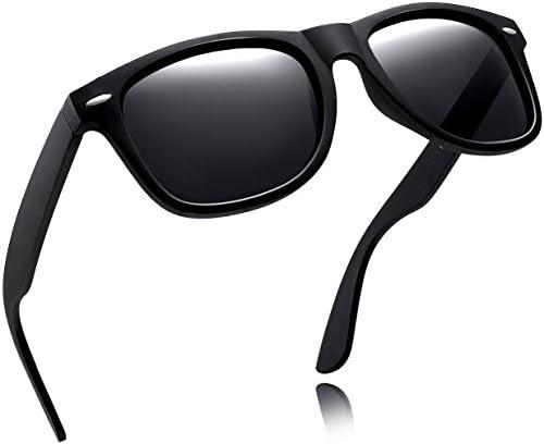 [Sponsored] Joopin Unisex Polarized Sunglasses Classic Men Retro UV400 Brand Designer Sun glasses