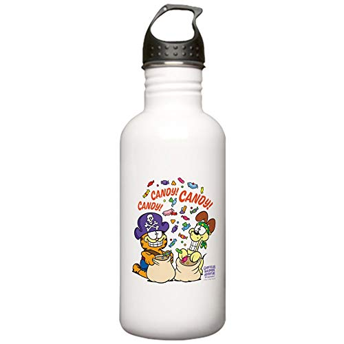 CafePress Candy! Candy! Candy! Water Bottle Stainless Steel Water Bottle, 1.0L Sports Bottle]()