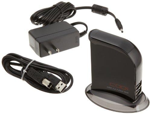 (CODi USB 2.0 7 Port Hub,)