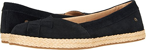Used, UGG Women's Clarissa Loafer Flat, Black, 9 M US for sale  Delivered anywhere in USA