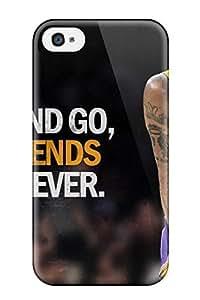 High Grade Audunson Flexible Tpu Case For Iphone 4/4s - Kobe Bryant
