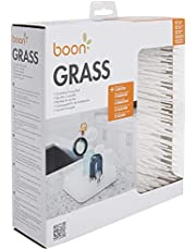 Boon Grass Countertop Baby Bottle Drying Rack with Stem & Twig Accessories, 10.5x7x11.5 Inch (Pack of 1)