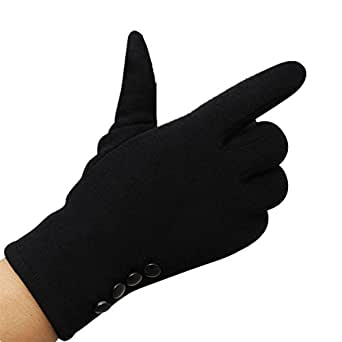 Gloves, Baomabao Womens Warm Gloves for Winter Outdoor