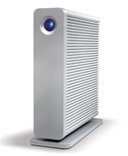 LaCie d2 Quadra v3 6TB USB 3.0 7200RPM Desktop Hard Drive (STGJ6000400)