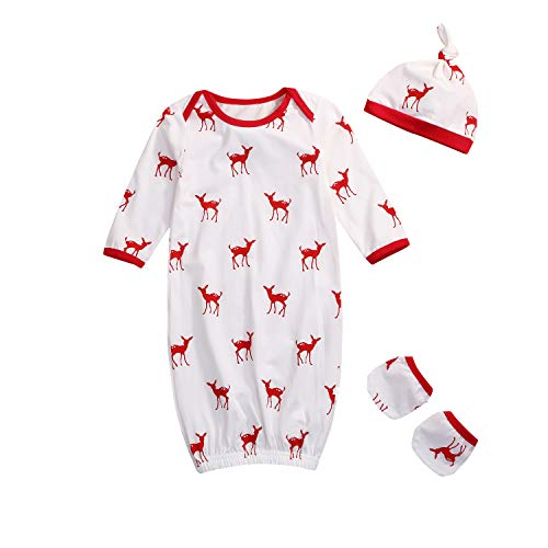 Newborn Baby Sleeping Gown