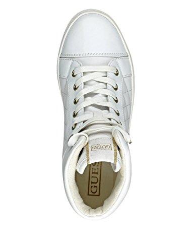 Denk Dat Janis4 Sneaker Wit Multi-leer Voor Dames Is