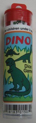 Dino Dice Game