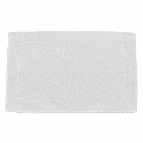 Abyss Double Bath Mat (20'' x 31'') - White by Abyss Habidecor