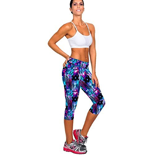 Lookatool Women's High Waist Fitness Yoga Sport Pants