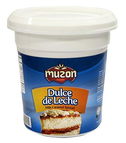 Muzon Dulce de Leche, Caramel Sauce