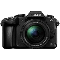 Panasonic Lumix DMC-G80MEG-K Fotocamera Digitale Mirrorless, Dual I.S.2, Video 4K, Kit 12-60 mm