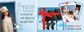 (Photo Basics 400 Two Light Photo Holiday Kit)
