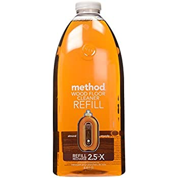 Amazon Method Squirt And Mop Wood Floor Cleaner Refill Almond
