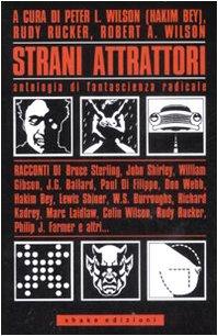 Strani attrattori. Antologia di fantascienza radicale Copertina flessibile – 12 set 2008 aa.vv. ShaKe 8888865721 Belletristik