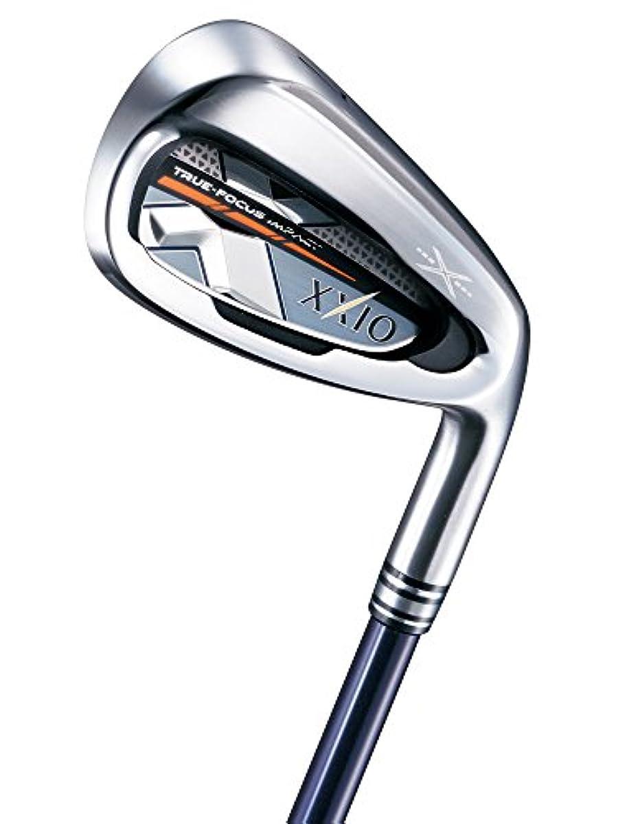[해외] DUNLOP(던롭) XXIO X 젝시오10 아이언 (단품) MP1000 카본 샤프트 맨즈 골프 클럽 오른손잡이용