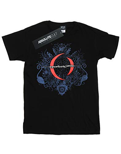 shirt Homme Absolute A Circle Cult Perfect T Noir Mandala Logo rxxIg8qw4T