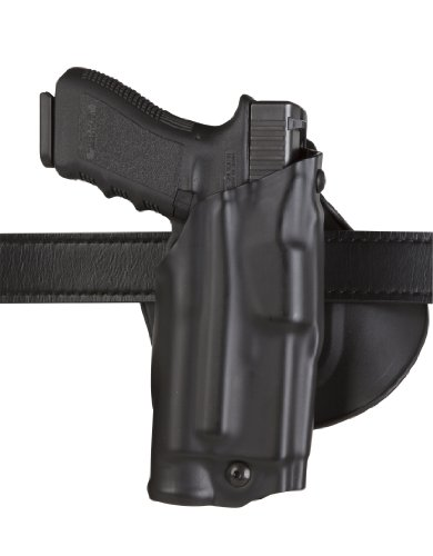 Safariland Glock 17, 22 6378 ALS Concealment Paddle Holster (STX Black Finish) by Safariland