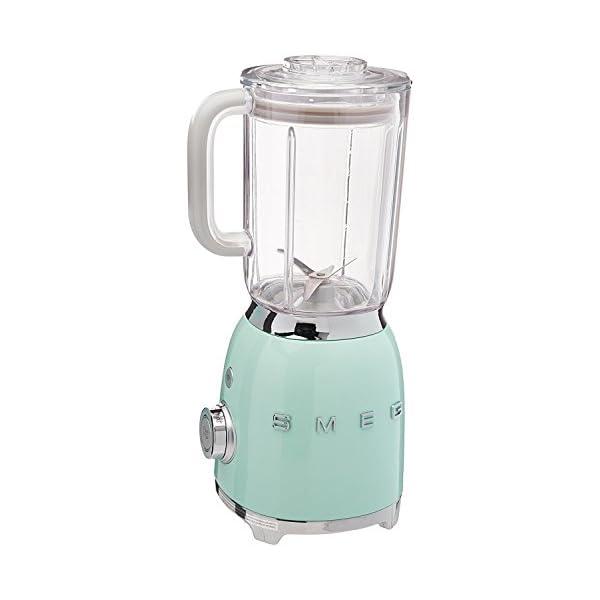 Smeg BLF01PGUS 50s Style Blender, Pastel Green 1