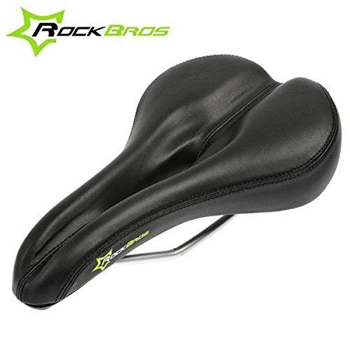 Bazaar Rockbros de vélo bicycle coussin de siège de selle pour vélo respirant confortable