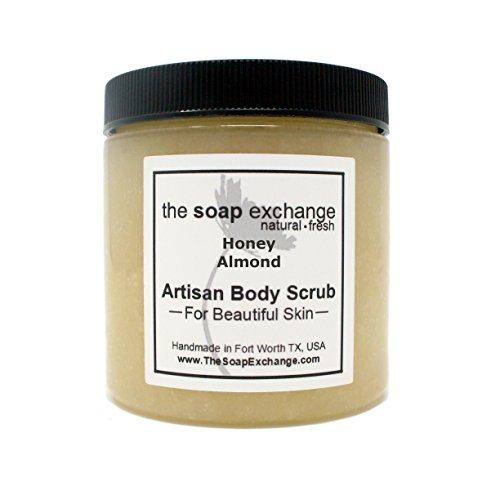 Honey Body Scrub Recipe