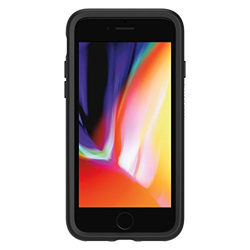 OtterBox Symmetry Custodia per iPhone 7, Nero