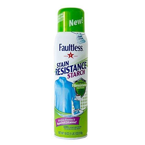 売れ筋商品 Faultless Stain抵抗Starch 18オンス缶3パック Faultless B06XJ6GY1T, Golkin(ゴルフマートキング):f9a9acbb --- egreensolutions.ca