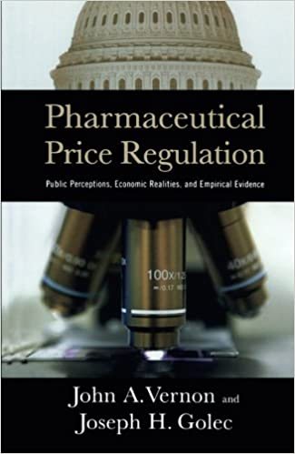 Pharmaceutical Price Regulation Public Perceptions Economic