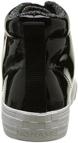 White Arcade Black Noir Fox Snow Baskets No Name patent Basses Femme w15xBq