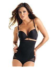 Leonisa Women's Invisible High Waist Firm Tummy Control Bodysuit Shaper