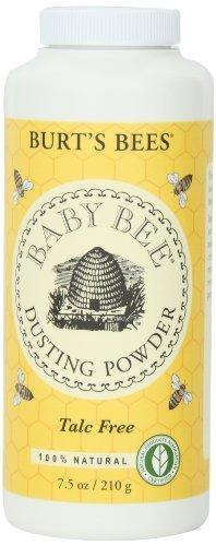 Burts Baby Bee Dusting Po Size 7.5z Burts Baby Bee Dusting Powder 7.5z by Clorox/Burt's Bees