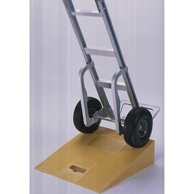 Wesco-Industrial-Products-150800-Yellow-Generic-Curb-Ramp-600-Pound-Load-Capacity-21-12-Width-x-6-Height-x-23-12-Depth