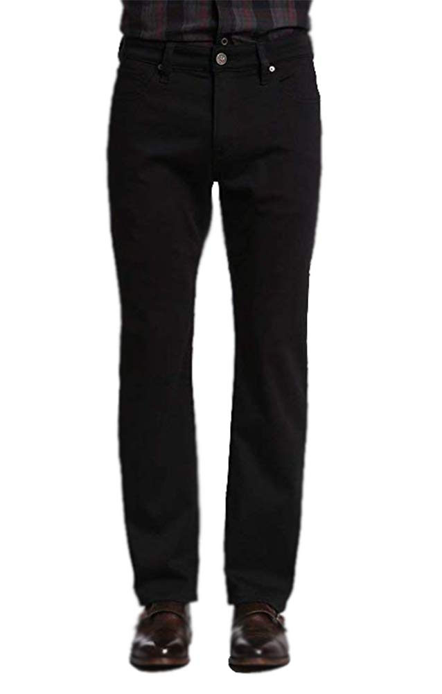 34 Heritage Men's Courage Straight Denim, Select Double Black 32 x 30 by 34 Heritage (Image #1)