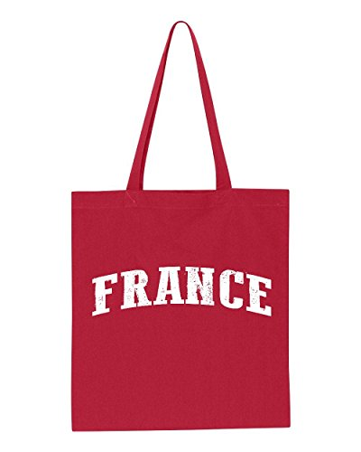 Ugo What To Do in France Europe Travel Guide Deals Map French Flag Tote Handbags Bags Work School - Tripadvisor Europe