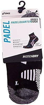 ASICS - Padel Quarter Sock, Color 0, Talla EU 39-42: Amazon.es ...