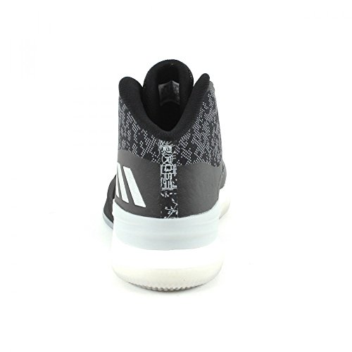 Gretwo Noir de Silvmt Noir Chaussures Cblack Cblack 8 Gretwo Homme Rose adidas Basketball Silvmt xTqZY4qv