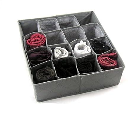 Periea - Organizador para cajones (16 Compartimentos - Sophia: Amazon.es: Hogar