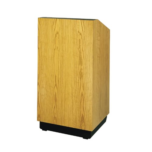 Lectern Standard Laminate - Da-Lite School Office Conference Room Presentation Lexington Lectern 25