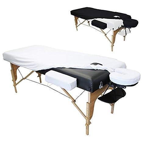 Vivezen ® Drap housse de protection 4 pièces en éponge pour table