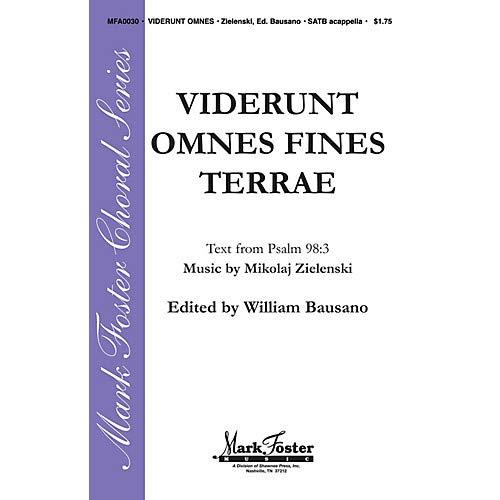 - Viderunt Omnes Fine Terrae SATB a cappella composed by Mikolaj Zielenski, Pack of 3