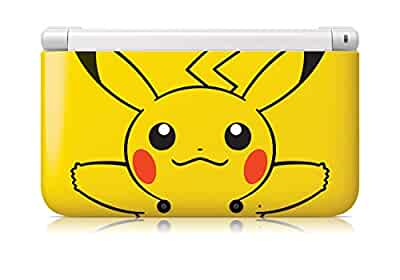 Nintendo 3ds xl yellow pikachu video games for 3ds xl pikachu achat