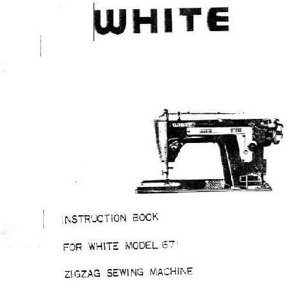 Descargar Pdf-File Singer W671 máquina de coser: Amazon.es: Hogar